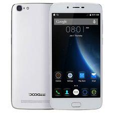 """Doogee Y200.Smartphone 5.5"""" HD,QuadCore,2Ram,32GB,13MPX,Lector Huellas frontal"""