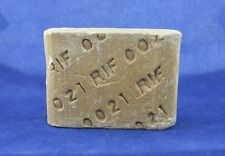 GERMAN WWII WEHRMACHT ISSUED BAROF SOAP RIF USED BY WEHRMACHT NAZI Third Reich