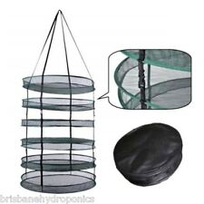 DRYING RACK FOR HERBS 6 TIER 81cm Hydroponic System