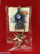 Nightmare Before Christmas Jack Skellington Item Key Ring Gift Tim Burton's RARE