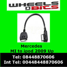 Mercedes CLS,GLK,SL,SLK Class 09 onwads ipod iPhone upto 4S to Media Interface