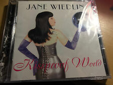 "Jane Wiedlin ""Kissproof World"" OOP cd Go-Go's SEALED"
