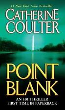 An FBI Thriller: Point Blank #10 by Catherine Coulter (2007, Paperback)