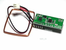Arduino UART 125Khz EM4100 RFID Card Key ID Reader Module RDM6300 (RDM630) - UK