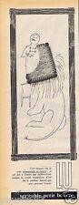 Publicité Advertising 096 1957 Lu Véritable petit beurre