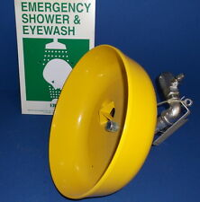 ENCON SAFETY PRODUCTS Z358.1-2004
