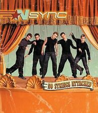 Nsync No Strings Attached Photocard Album-ExLibrary
