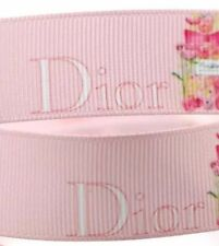 """✂5 Yards Ribbon 7/8"""" Wide ✂ Bargain Only 70p A Yard NEW✂"""