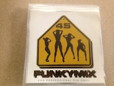 Funkymix 45 CD Too Short Beenie Man Devyne Stephens