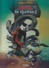 CORBEN . DEN LA QUÊTE N°2 . EO . 2000 . ÉDITIONS DE TOTH .