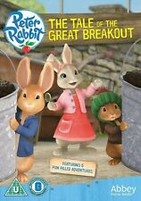 Peter Rabbit - The Tale Of The Great Break Out -  [*BRAND NEW DVD*]