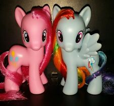 My Little Pony G4 MLP FIM Lot Rainbow Dash & Pinkie Pie! Friendship is Magic!
