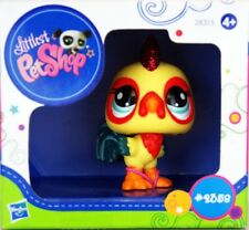 new ORIGINAL Littlest Pet Shop #2358 ROOSTER Shipping with Polish