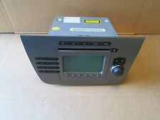 SEAT ALTEA TOLEDO RADIO CD PLAYER 5P20351521GZ GENUINE SEAT PART