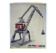 KIBRI 8510 HO H0 KIT Over-track dockside crane, Porteur de grue