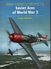 Soviet Aces of World War 2 (Osprey Aircraft of the Aces 15) - New Copy