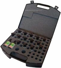 Large Plastic Therapist Carry Case Aromatherapy Oil