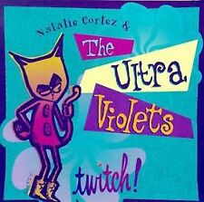 Twitch Natalie Cortez & the Ultra Viole MUSIC CD