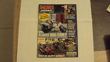 MOTO JOURNAL - n°1285 - 26/06/1997 - Bimota 500 V Due