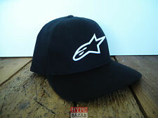 ALPINESTARS AGELESS FITTED CAP NEU BLACK GR:L/XL ALPINESTARS ASTARS