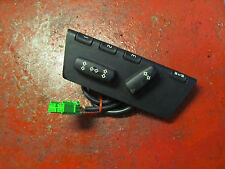 95 96 97 Volvo 960 oem drivers side left front power seat switch 03452921