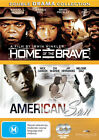 American Son / Home of the Brave (2 Discs) (Drama Double) * NEW DVD *