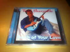 "Todd Sharpville ""Touch Of Your Love"" cd SEALED"