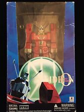 IDEON SPACE RUNAWAY YAMATO EXTRA SIM SUPER POSABLE ROBOT