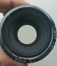 SMC Pentax-A 1:2 50mm Lens (K-Mount)