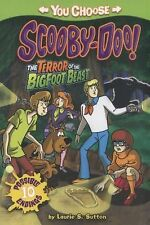 The Terror of the Bigfoot Beast (You Choose Stories: Scooby-Doo)-ExLibrary
