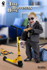 1/6 FIGURE Lakor baby-Limited edition scooter Clown. Yellow BIG-ROLLER in-Stock