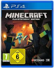 Minecraft - PS4 Playstation 4 Spiel - NEU&OVP