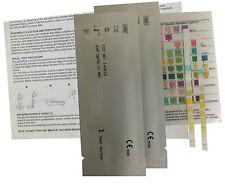 2 x 1 Test Strips - Urinalysis 10 Parameter Professional/GP Urine Test Sticks