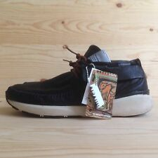 VISVIM TYPE G. RESERVATION BLACK ELK LEATHER FBT SHAMAN VIRGIL FOLK LHAMO SZ 9
