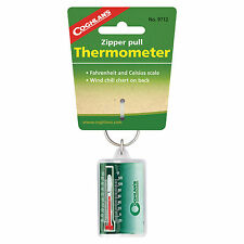 Coghlans 9712, Zipper Pull Thermometer
