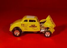 100% HOT WHEELS JACK COONROD'S '33 WILLY NHRA GASSER DRAGSTER RUBBER TIRE LTD!