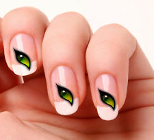 20 Nail Art Stickers Transfers Decals #399 - Cats Eyes Just peel & stick