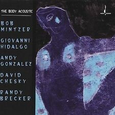 Bob Mintzer-The Body Acoustic CD NEW