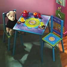 "FREE SHIPPING CHILD'S TABLE & 2 CHAIRS SET ""A STAR IS BORN"" NEW IN BOX Deluxe"