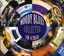 Moody Blues - Collected, 3CD 54 Tracks Best Neu