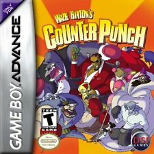 Wade Hixton''s Counter Punch GBA New Game Boy Advance
