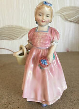 ROYAL DOULTON GIRL TINKLE BELL MODEL No. HN 1677 PINK DRESS PERFECT