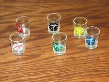 Set of  6 Shot Glasses  Estate Clean Out