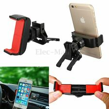 360° Réglable Voiture Support Aeration Grille Air Vent Pr iPhone 6S Pr Galaxy S6
