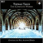 Tallis - The Complete Works, , Very Good Box set