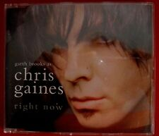 CHRIS GAINES right now CD HDCD SINGLE PROMOTIONAL CAPITOL 2000