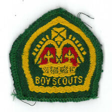 1950's UNITED KINGDOM / BRITISH SCOUTS - UK QUEEN'S SCOUT Top Highest Badge