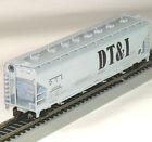"HO Scale 56' ACF CENTER-FLOW HOPPERS ""DT & I"" Bachmann #17532"