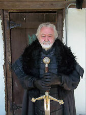 Game Of Thrones Costume Lord Commander Of The Night's Watch Jeor Mormont