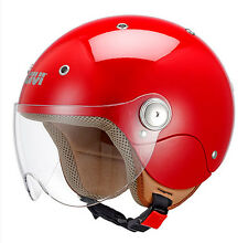 HJ03BR30052 CHILD HELMET GIVI MODEL JUNIOR 3 SHINY RED 52 JM